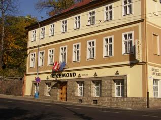 Foto - Unterkunft in Teplice - Hotel Richmond Teplice***