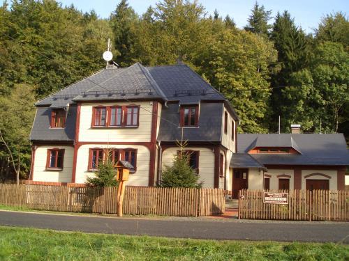 Foto - Unterkunft in Horní Chřibská - Apartmány Chřibská