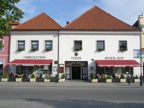 Foto - Unterkunft in Beroun - Hotel Český Dvůr