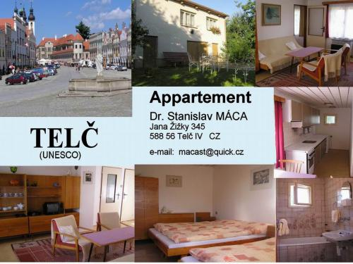 Foto - Unterkunft in Telč - Appartement