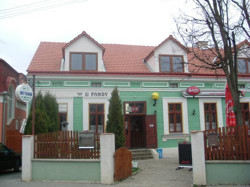 Foto - Unterkunft in Śatov - Penzion a  restaurace U Fandy