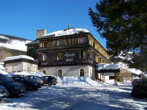 Foto - Unterkunft in Špindlerův Mlýn - Alpský hotel