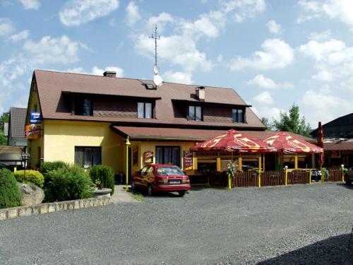 Foto - Unterkunft in Mariánské Lázně - Pension-restaurant Skláře