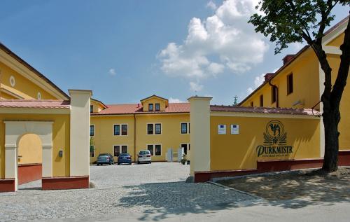 Foto - Unterkunft in Plzeň - Hotel Purkmistr ****