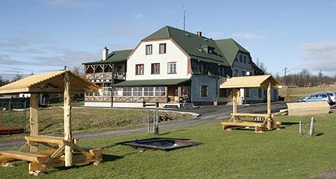 Foto - Unterkunft in Lesná - Horský hotel Lesná