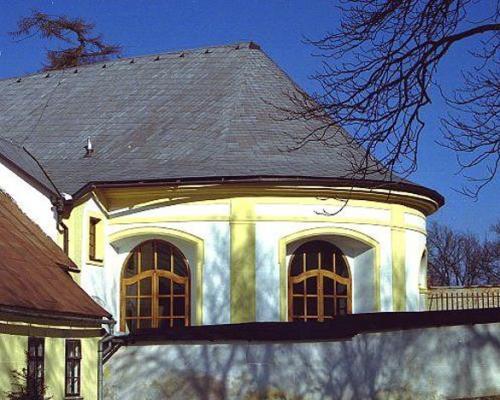 Foto - Unterkunft in Žďár nad Sázavou - Penzion v Kapli