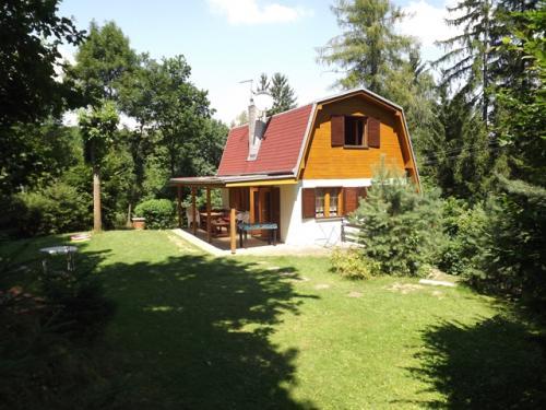 Foto - Unterkunft in Oslnovice - Ferienhaus am Vranovstausee