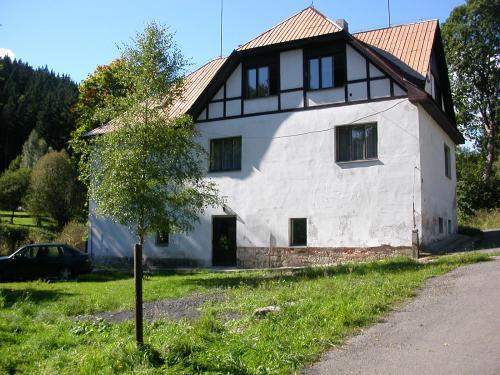 Foto - Unterkunft in Merklín - Horská chata Pstruhovka