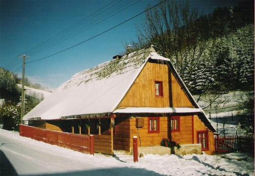 Foto - Unterkunft in Štědrákova Lhota - Chata Roubenka pod sjezdovkou