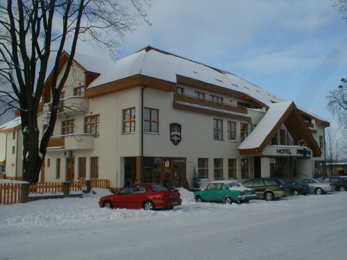 Foto - Unterkunft in Čeladná  - Hotel Prosper
