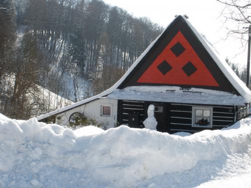 Foto - Unterkunft in ŠTĚDRÁKOVÁ LHOTA - ROUBENKA