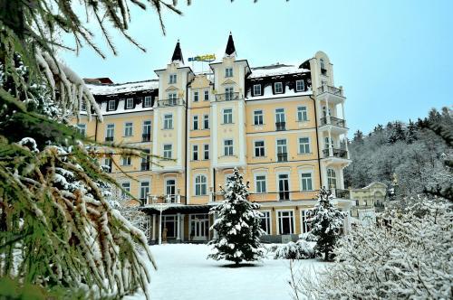 Foto - Unterkunft in Marianske Lazne - sun hotel
