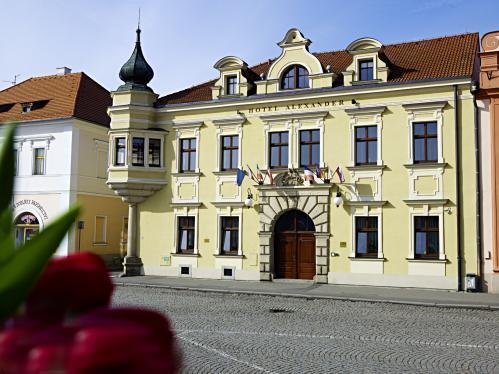 Foto - Unterkunft in Stříbro - Hotel Alexander
