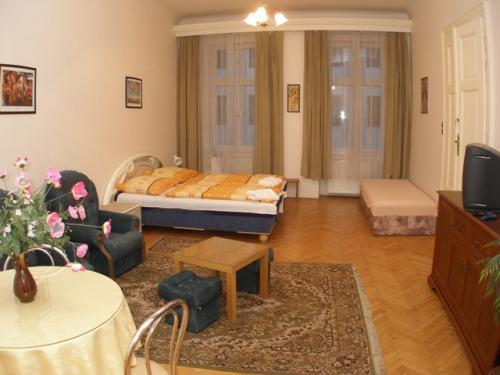 Foto - Unterkunft in Praha 1 - Appartemente Stepanska