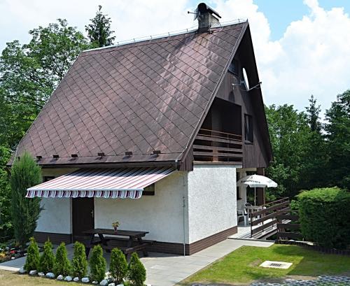 Foto - Unterkunft in 78985 Mohelnice - CHATA U HRADU BOUZOV