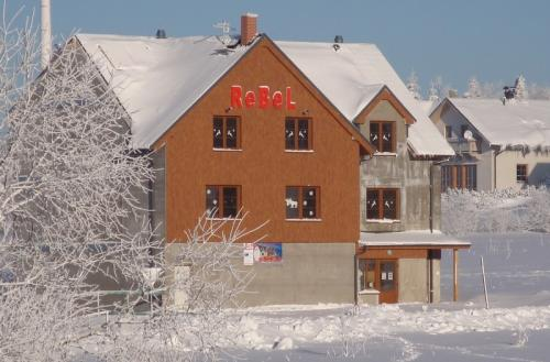 Foto - Unterkunft in Boží Dar - ReBeL - ubytovací a školicí komplex - Boží Dar
