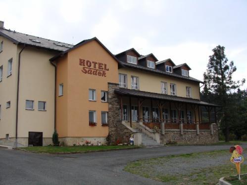 Foto - Unterkunft in Díly - Berghotel Sádek