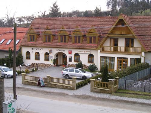 Foto - Unterkunft in Olšany - Penzion U Kalábů - Ubytování Olšany - Vyškov - Rousínov