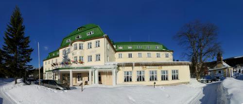 Foto - Unterkunft in Špindlerův Mlýn - Palace Club ***
