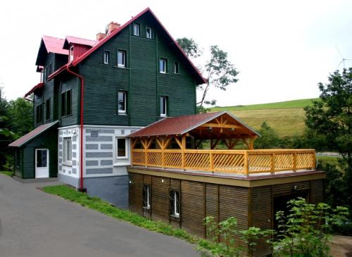 Foto - Unterkunft in Háj u Loučné pod Klínovcem - Hotel Star 1,2