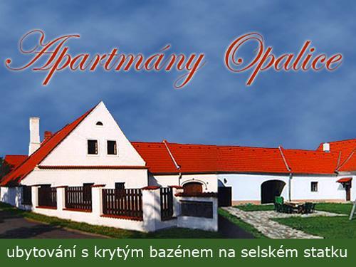 Foto - Unterkunft in Kamenný Újezd - Apartments Opalice | Unterkünfte in einem rustikalen Bauernhaus