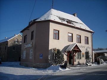 Foto - Unterkunft in České Hamry - Penzion Krušný Ráj
