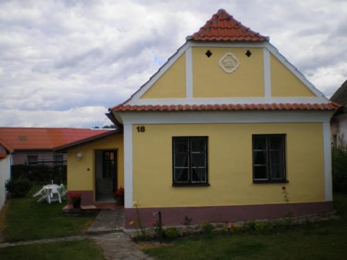 Foto - Unterkunft in Borkovice - Chalupa na Blatech