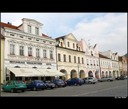 Foto - Unterkunft in Domažlice - Sokolský dům