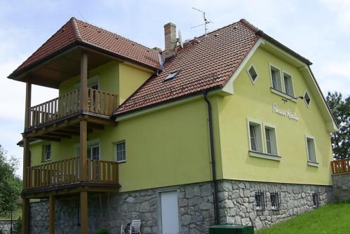 Foto - Unterkunft in Horní Planá - Rozálie