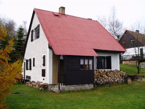 Foto - Unterkunft in Boleboř - Chata Svahova