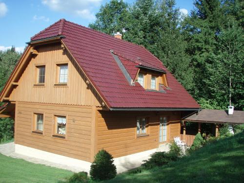 Foto - Unterkunft in Velké Karlovice - Srub u Razuly