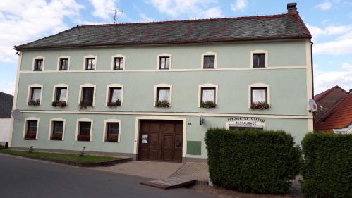 Foto - Unterkunft in Šanov - Penzion Na statku