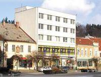 Foto - Unterkunft in Třebíč - Hotel Zlatý kříž