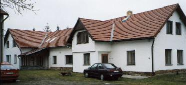Foto - Unterkunft in pošta Trhové Sviny - Penzion Pohoda