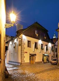 Foto - Unterkunft in Český Krumlov - Hotel Barbora