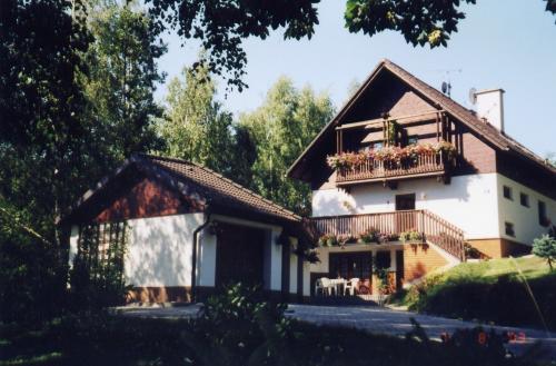 Foto - Unterkunft in Janské Lázně - pension U Hradeckých