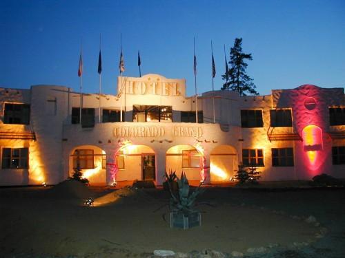 Foto - Unterkunft in Zvole nad Pernštejnem - Hotel COLORADO GRAND - Westernové městečko Šiklův mlýn