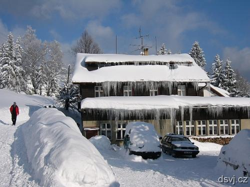 Foto - Unterkunft in Staré Hamry - Horská chata Dům sv. Josefa