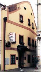 Foto - Unterkunft in České Budějovice - HOTEL U SOLNÉ BRÁNY