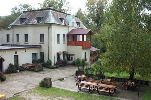 Foto - Unterkunft in Chřibská - Pension Mencl